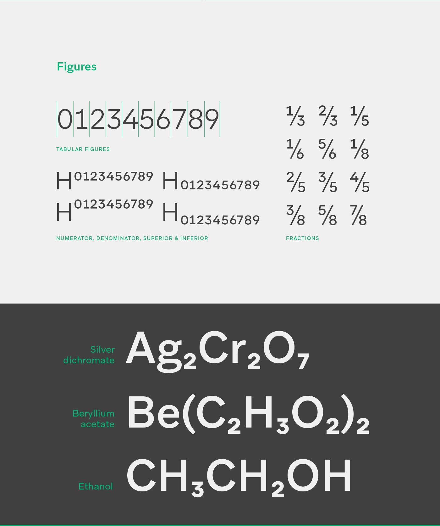 Aribau grotesk font Typeface barcelona emtype grotesque sans