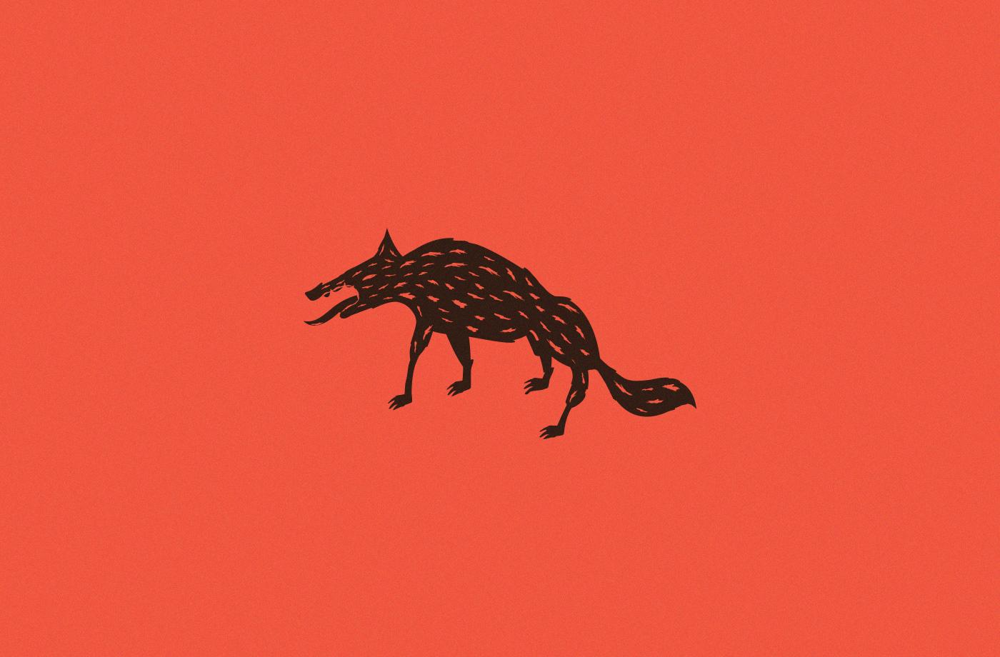 wolf,beer,bar,monterrey,branding ,cerveceria,texture,circle,Dynamic