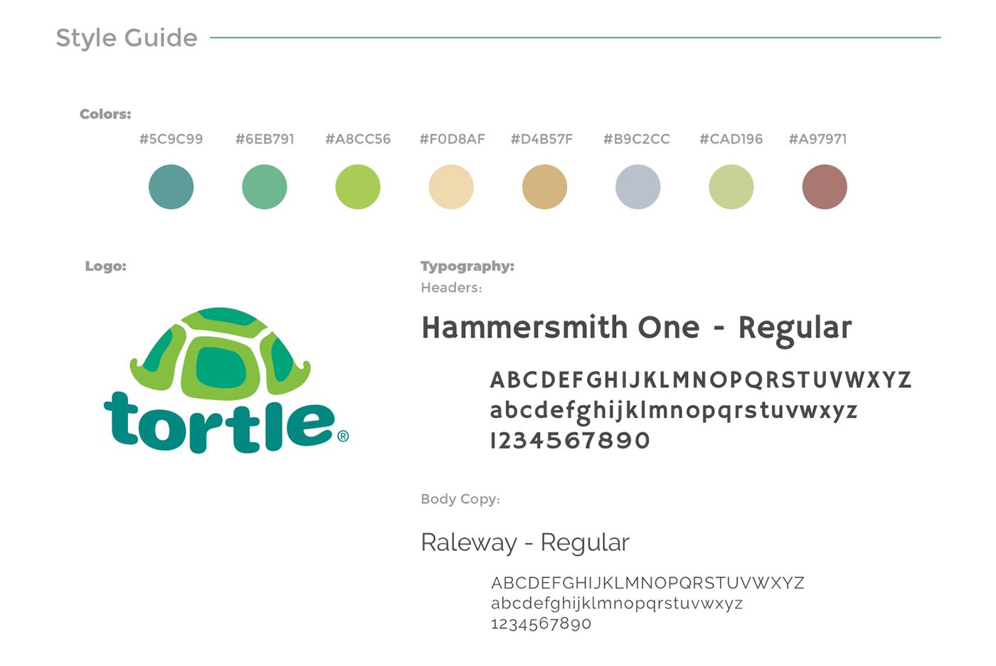 Website homepage redesign UI/UX clean Responsive