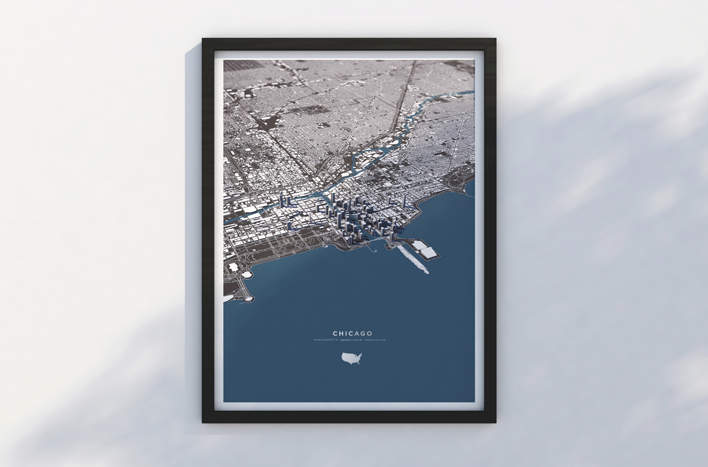 map design city artprint poster cartography buildings structure London chicago boston city map map design city layouts