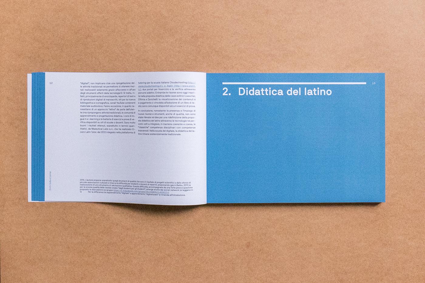 thesis latino declinazione
