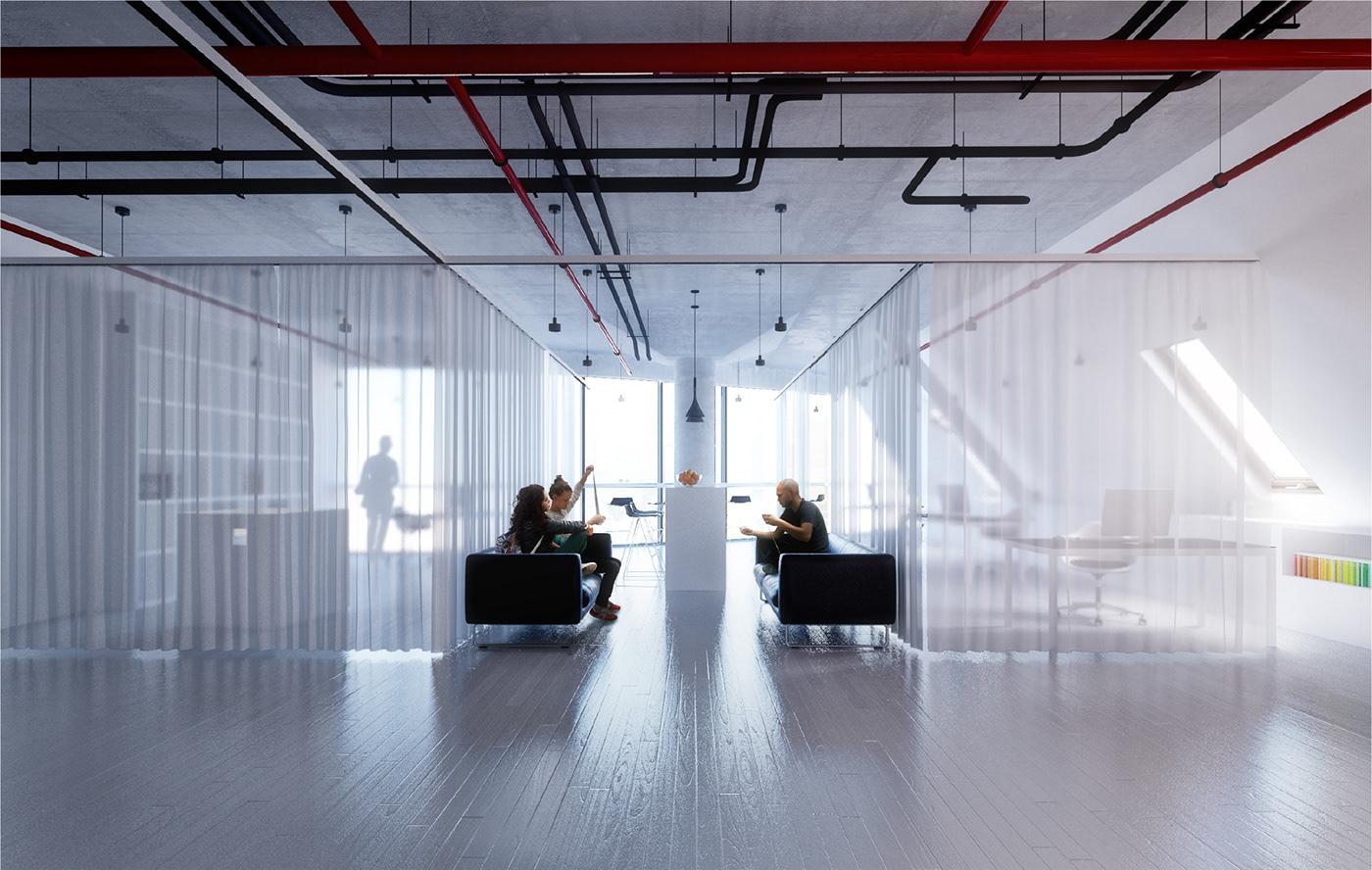 IT office in Kharkiv