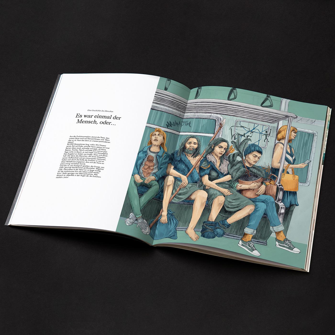 Image may contain: book and cartoon