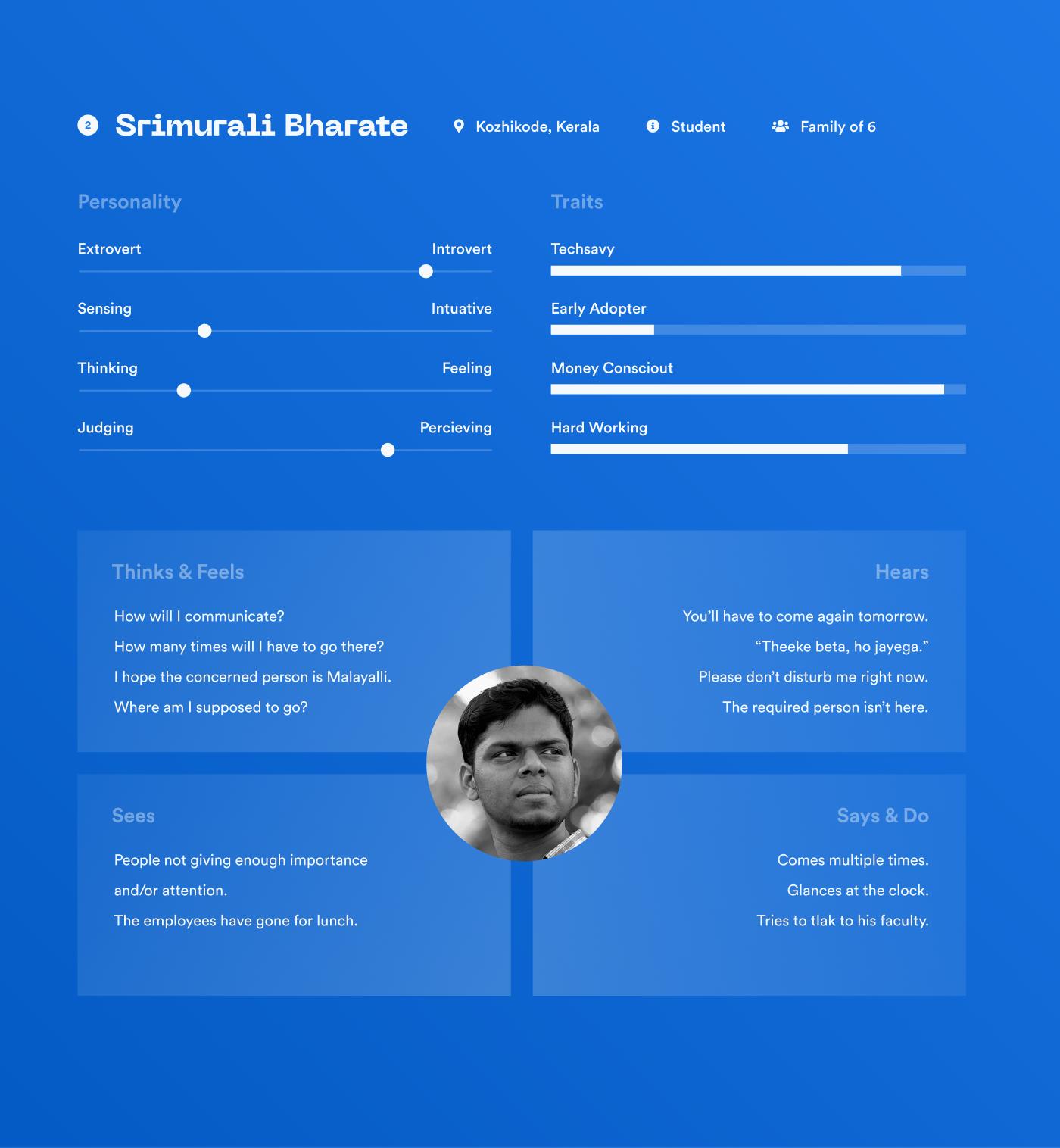 app complaint grievance mobile redressal research robocop UI ui design ux
