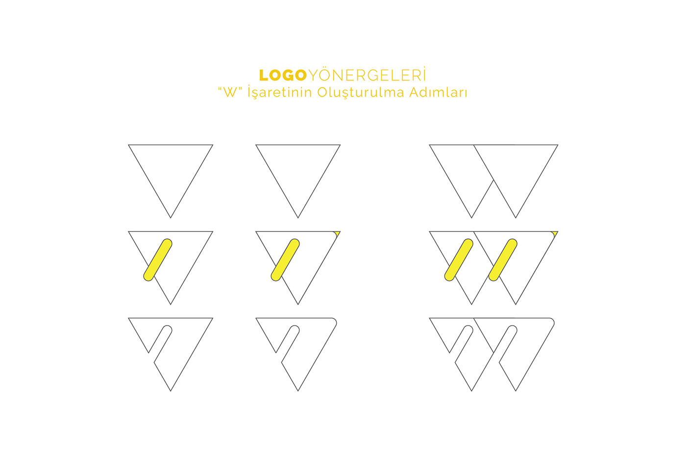 """""""Way Studio"""" Logo Çalışması"""