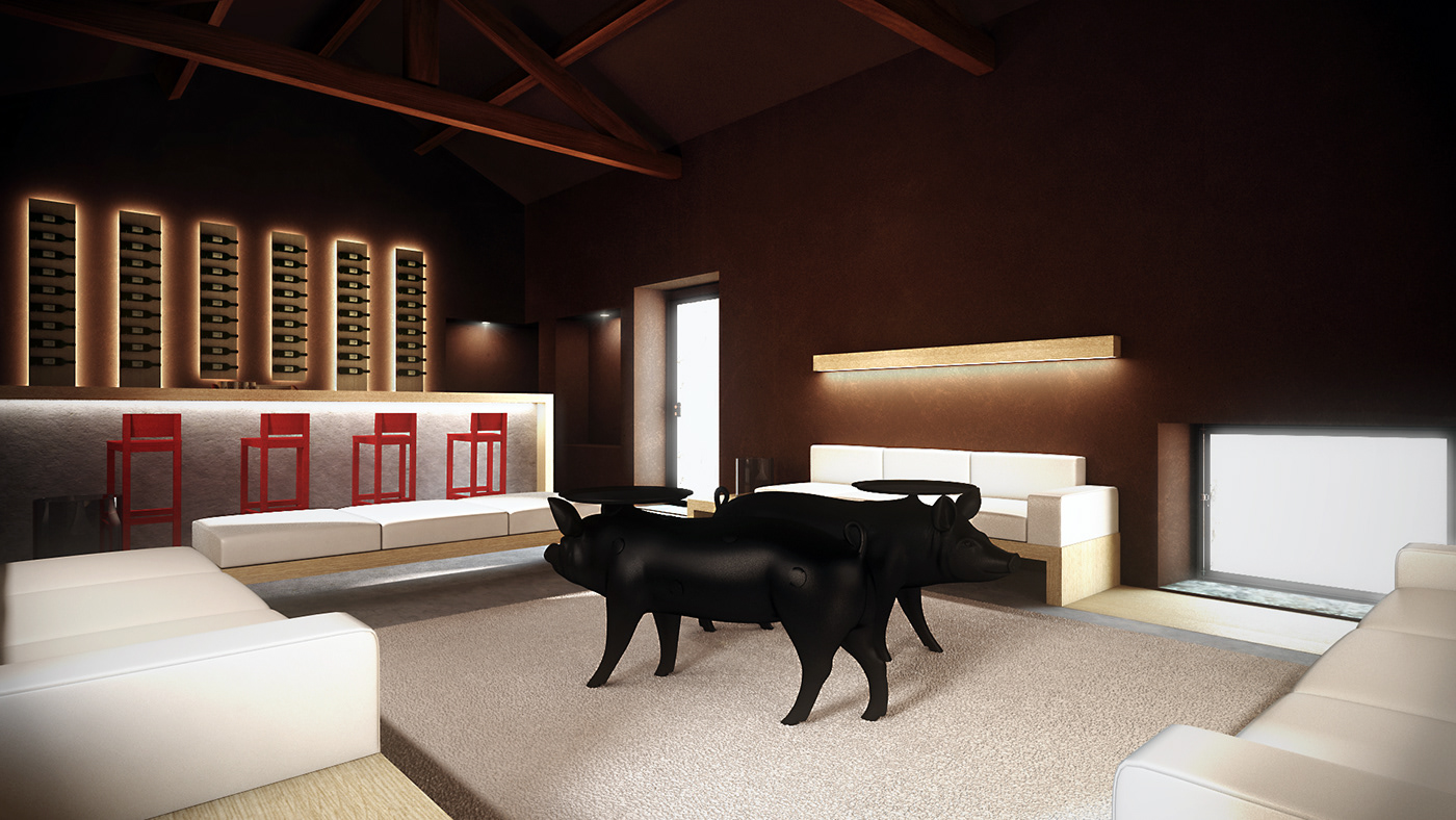 Master degree thesis interior design on behance - Master degree in interior design ...
