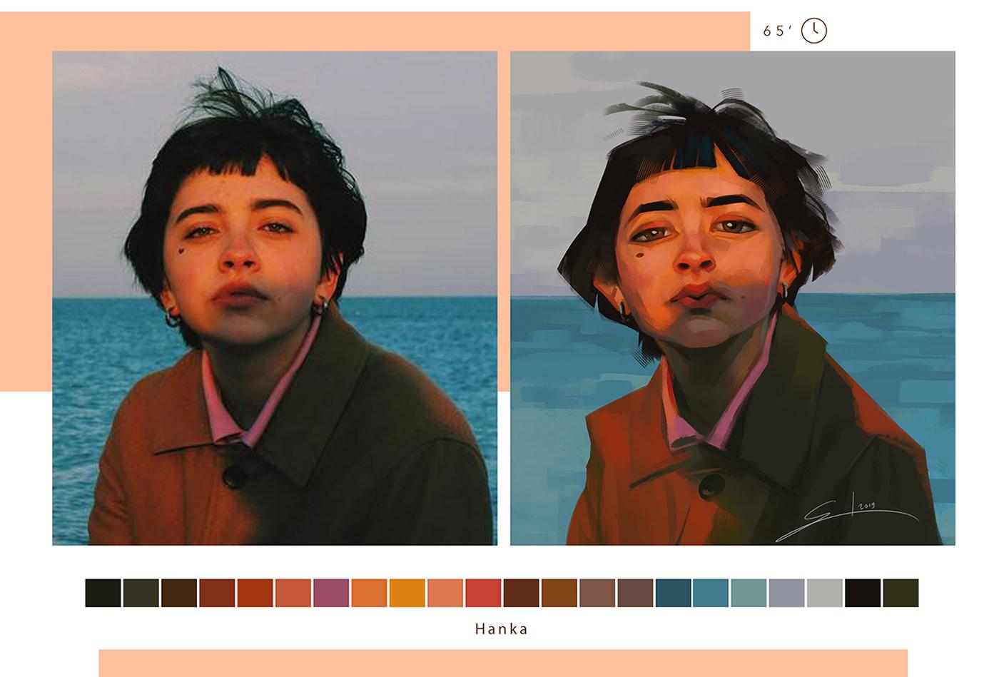 Image may contain: screenshot and human face