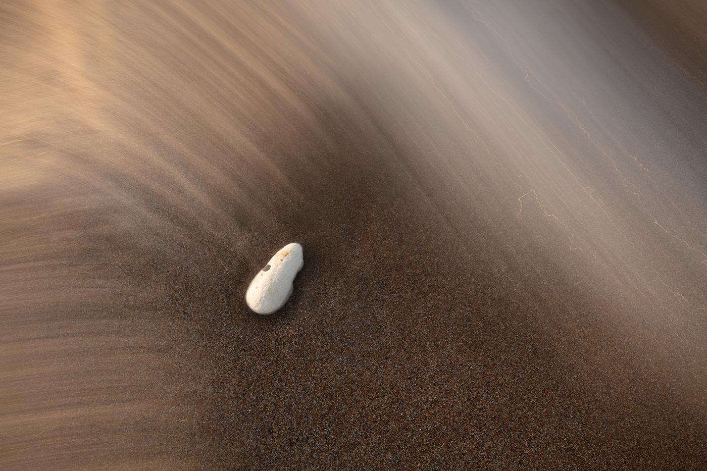 chalk fine art Ocean sea shells seascapes Tideline tides and tempests
