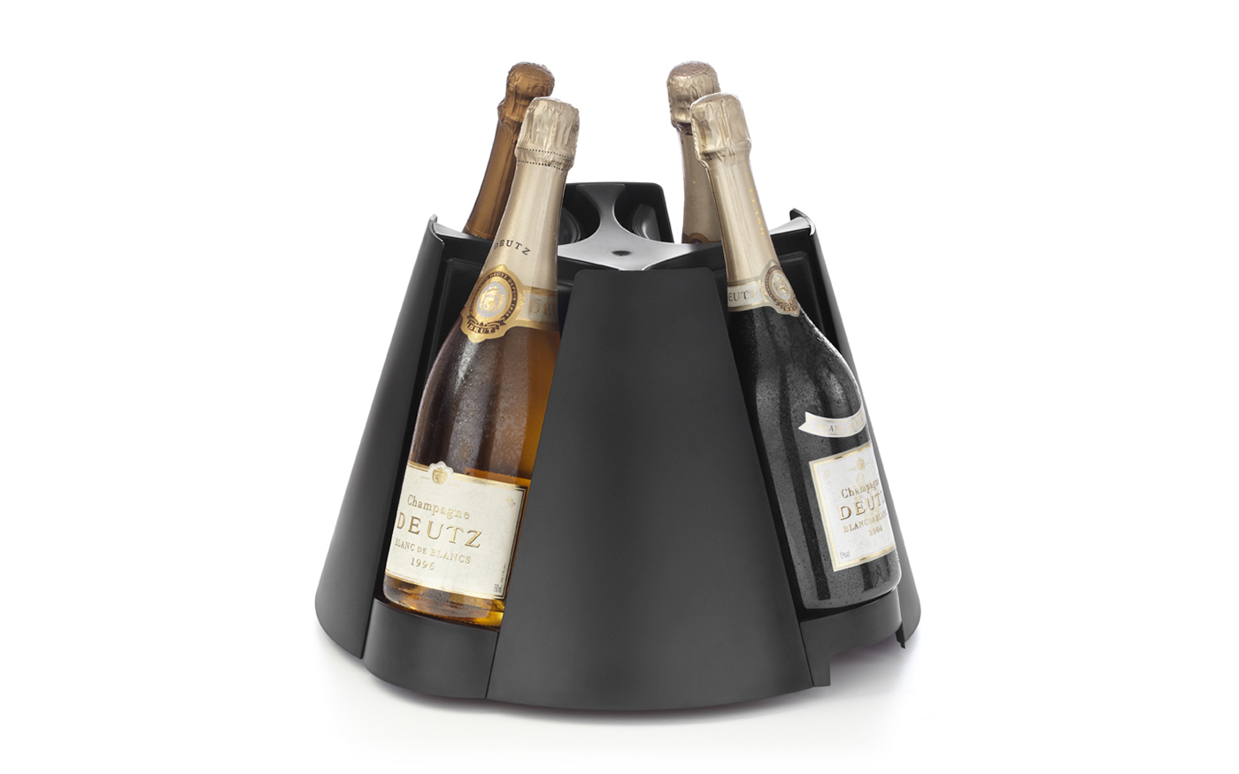 Cantina arredo galaxy self cooling champagne bucket on for Cantina arredo padova