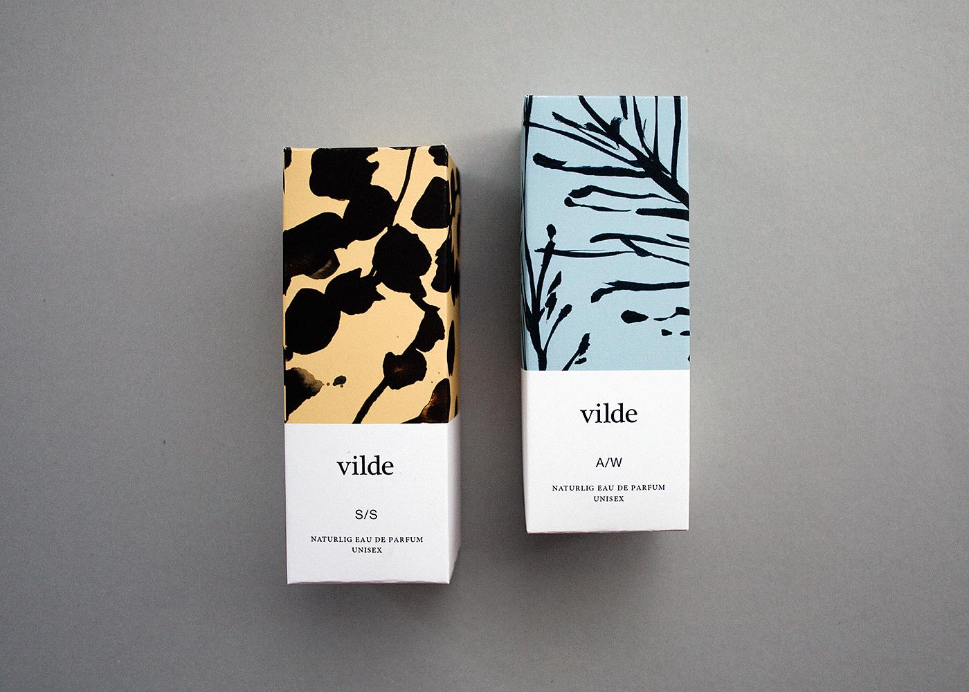 豐富的38套香水包裝設計欣賞