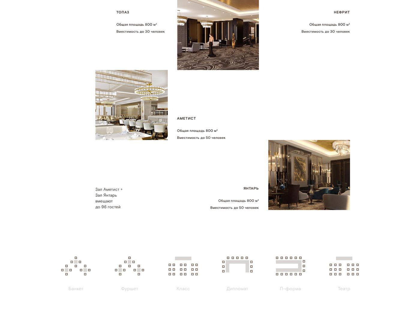 luxury hotel rooms Booking samara luxurious Interior site Minimalism trend