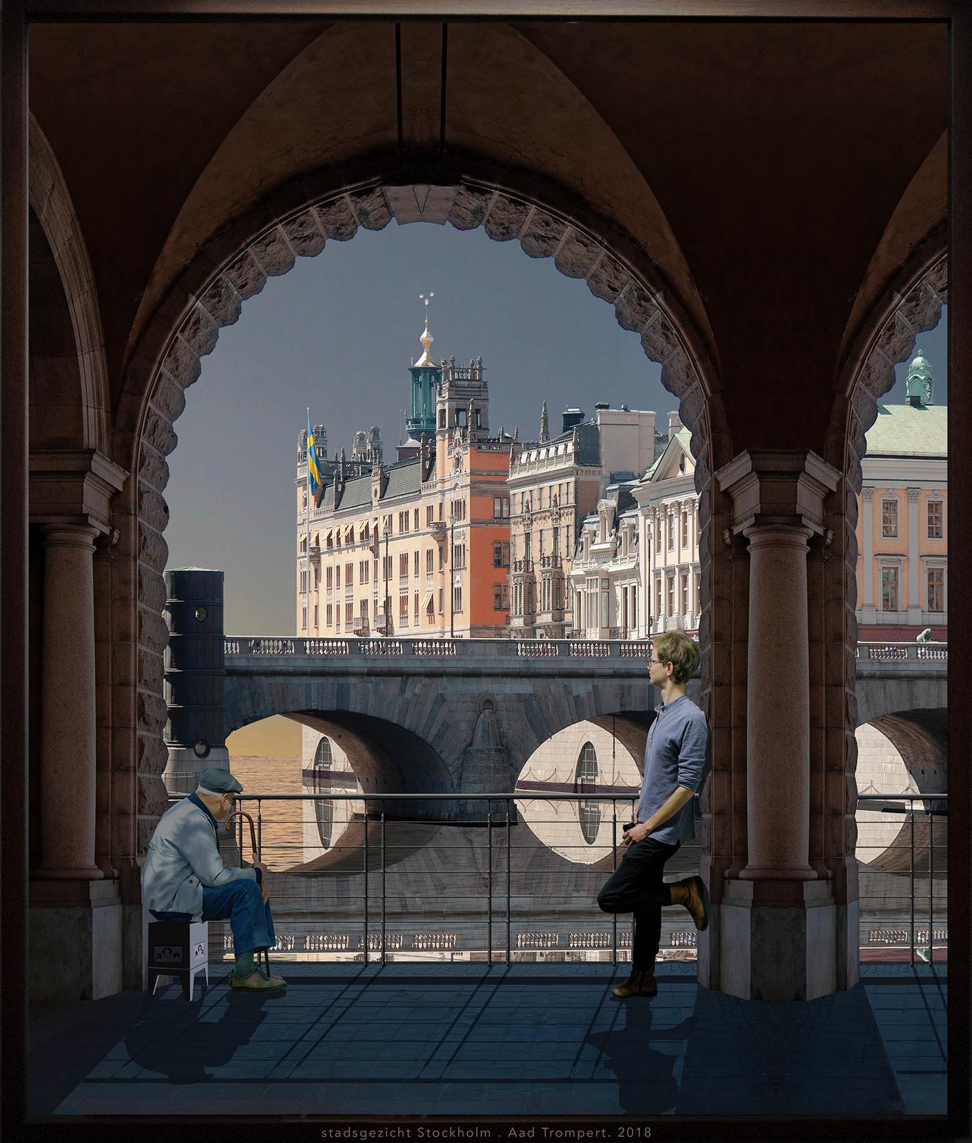 urban views,art