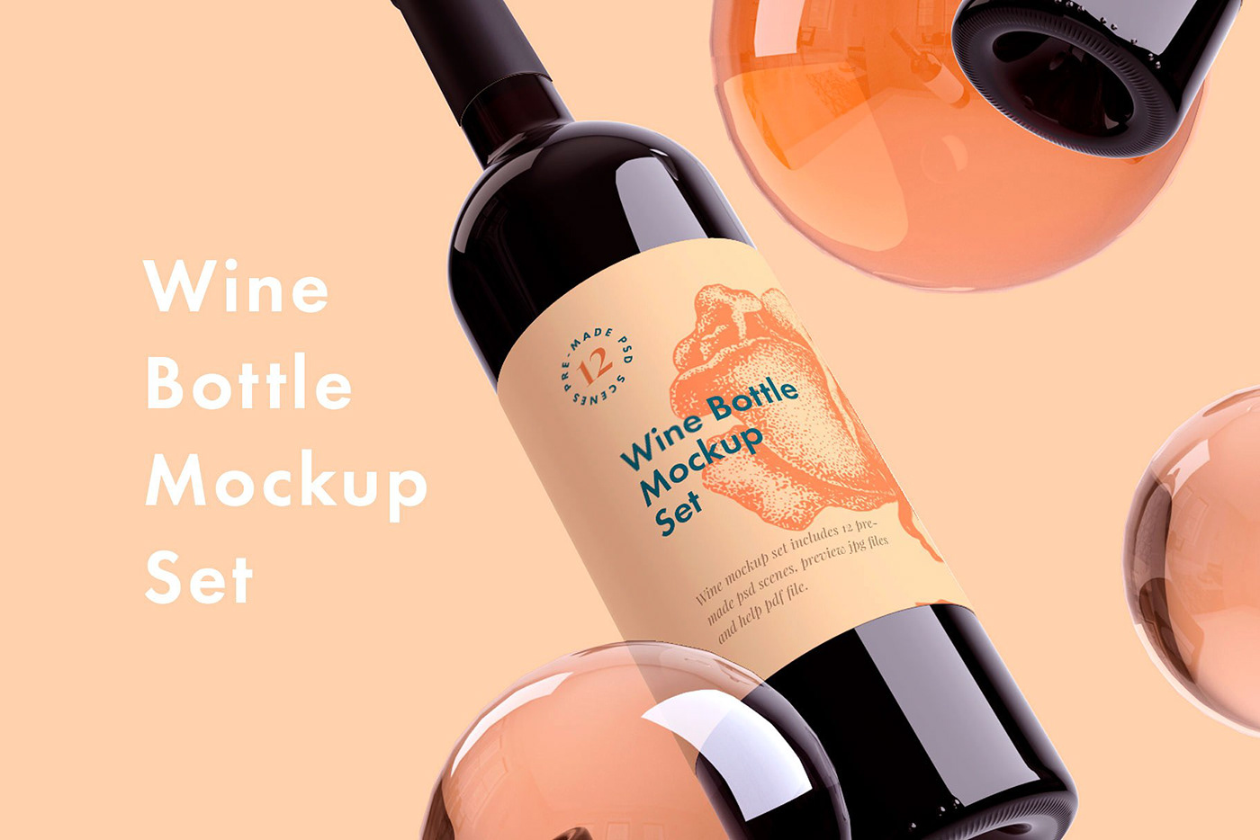 高質感的29 套酒瓶包裝設計欣賞
