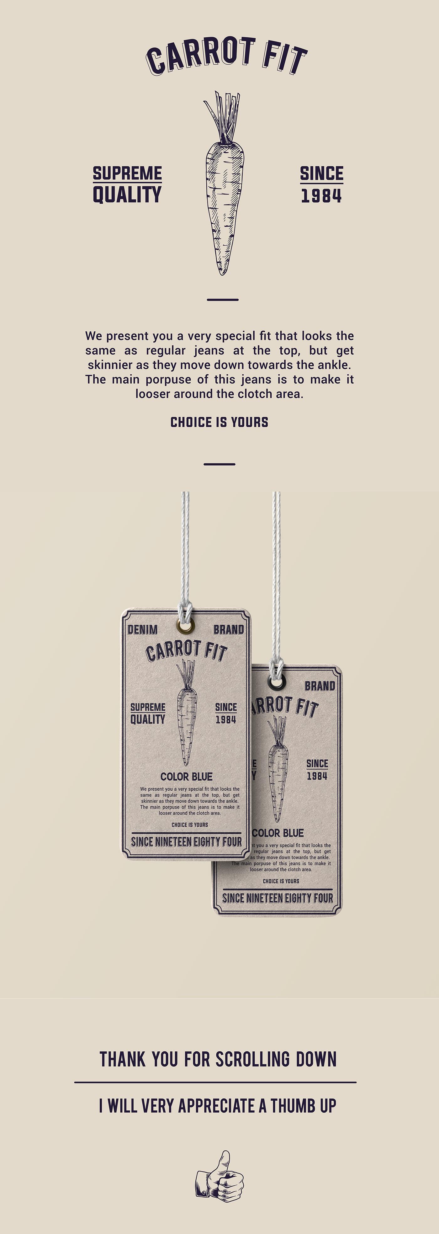 有創意感的32個吊牌設計欣賞