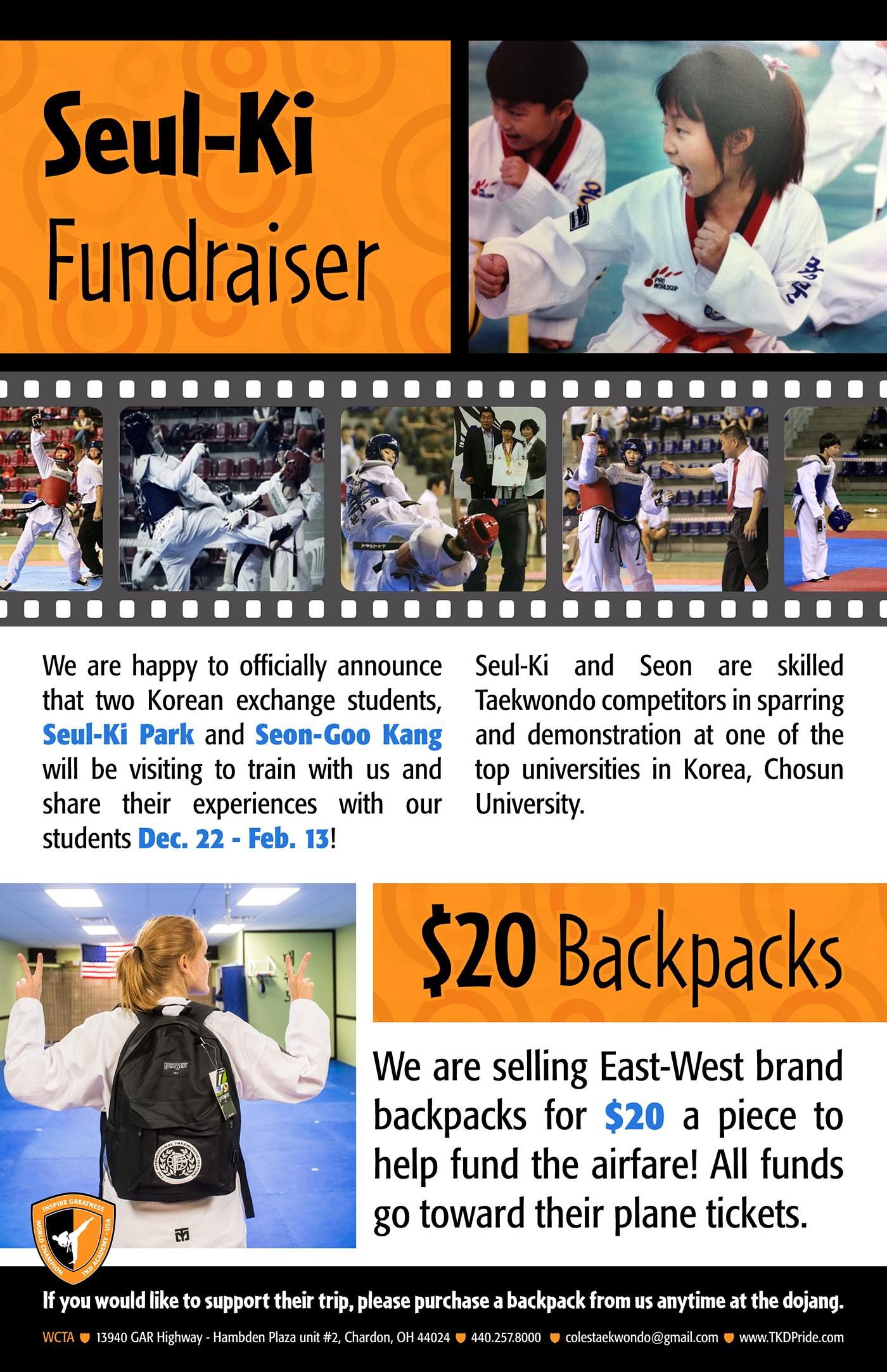 Taekwondo Graphic Materials on Behance