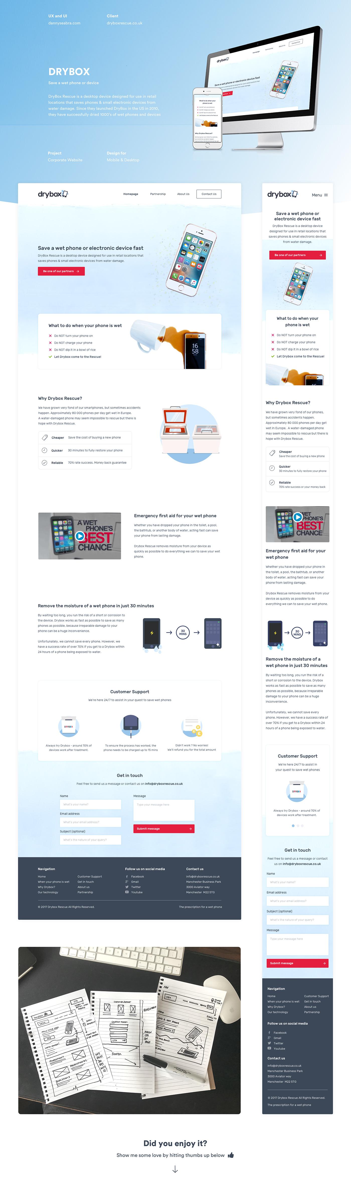 Website Design design ux UI user interface branding  Web Responsive sketch