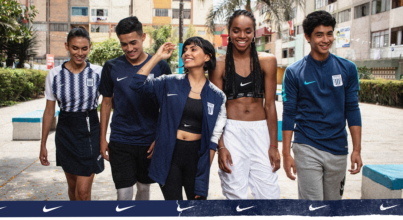 Señuelo Curso de colisión Anécdota  Official Nike 2019 Alianza Lima Football Campaign on Behance