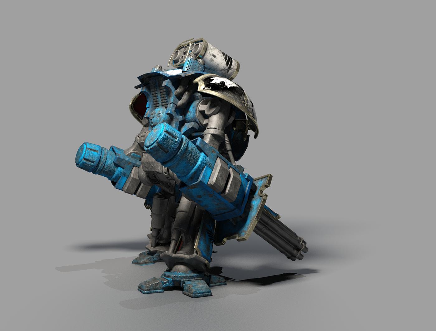 Warhammer 3ds max