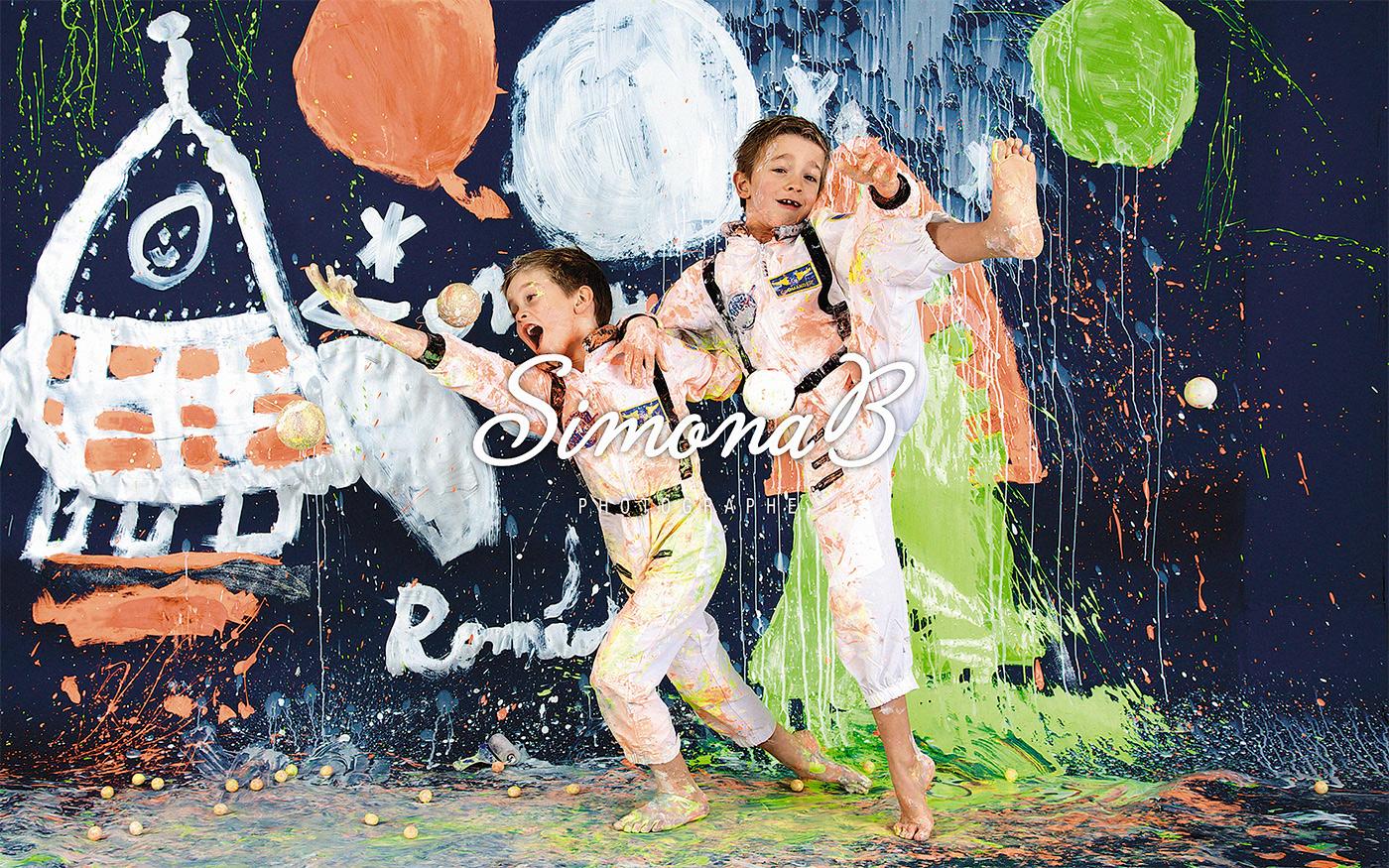 flyer Promotion Promotional photographe paint peinture artist Artiste