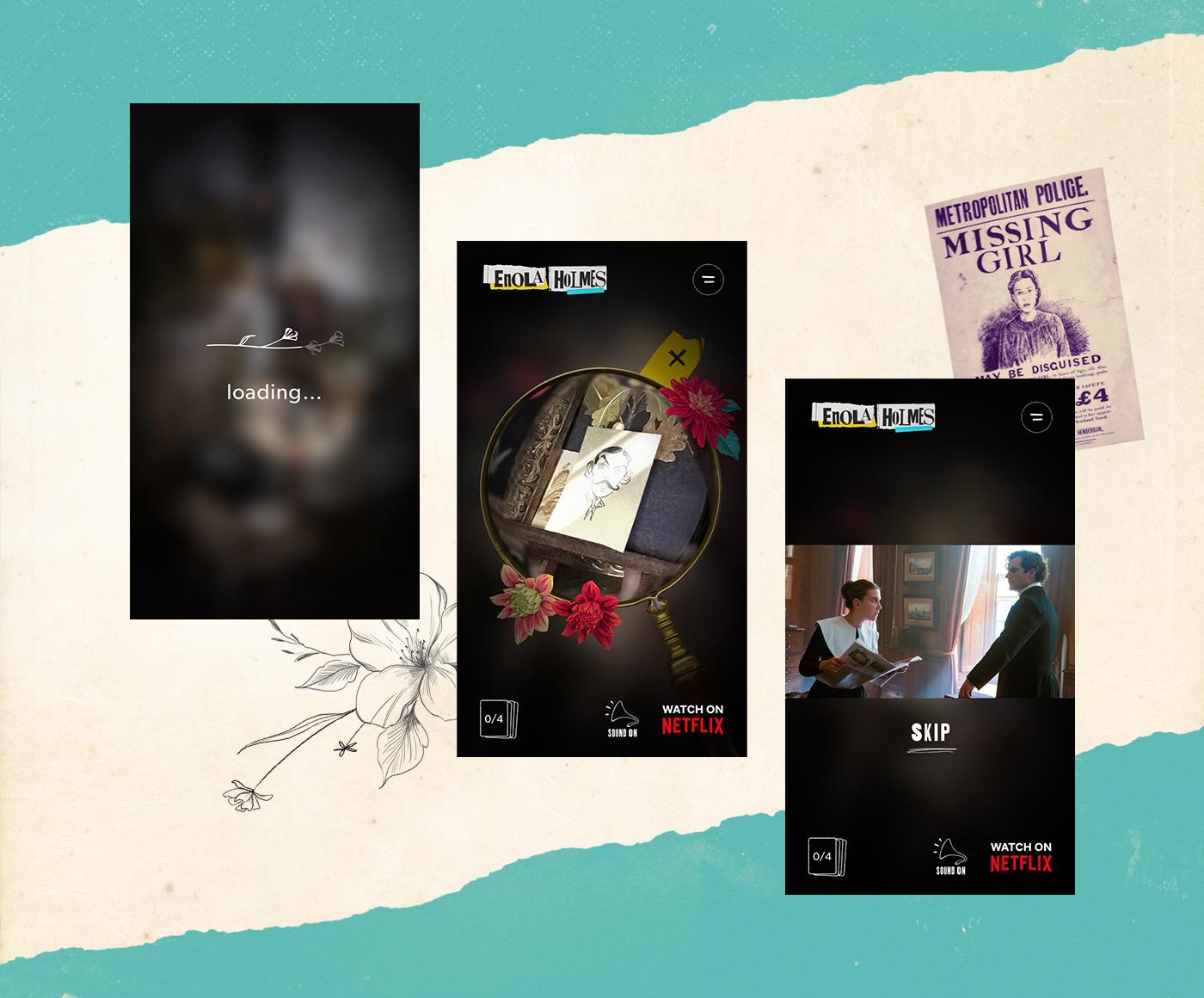 Website,digital,interactive,movie,UI,Netflix,Entertainment