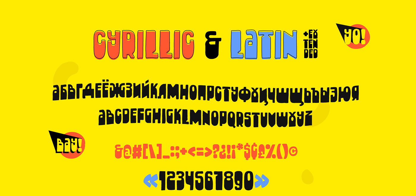 Bulky Free Font · Pinspiry
