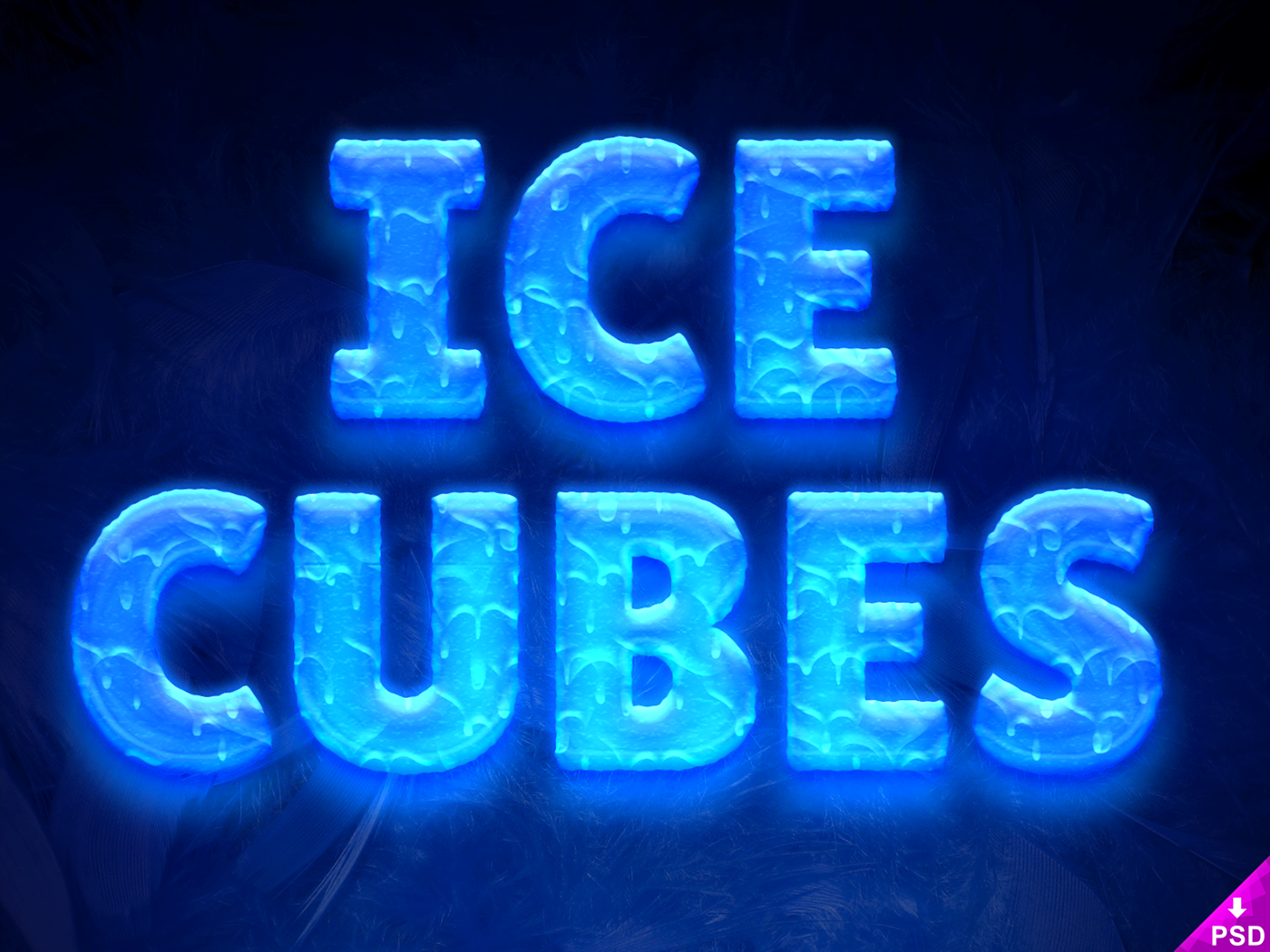 ice,cube,freebie,free,text,Style,blue,cold,winter