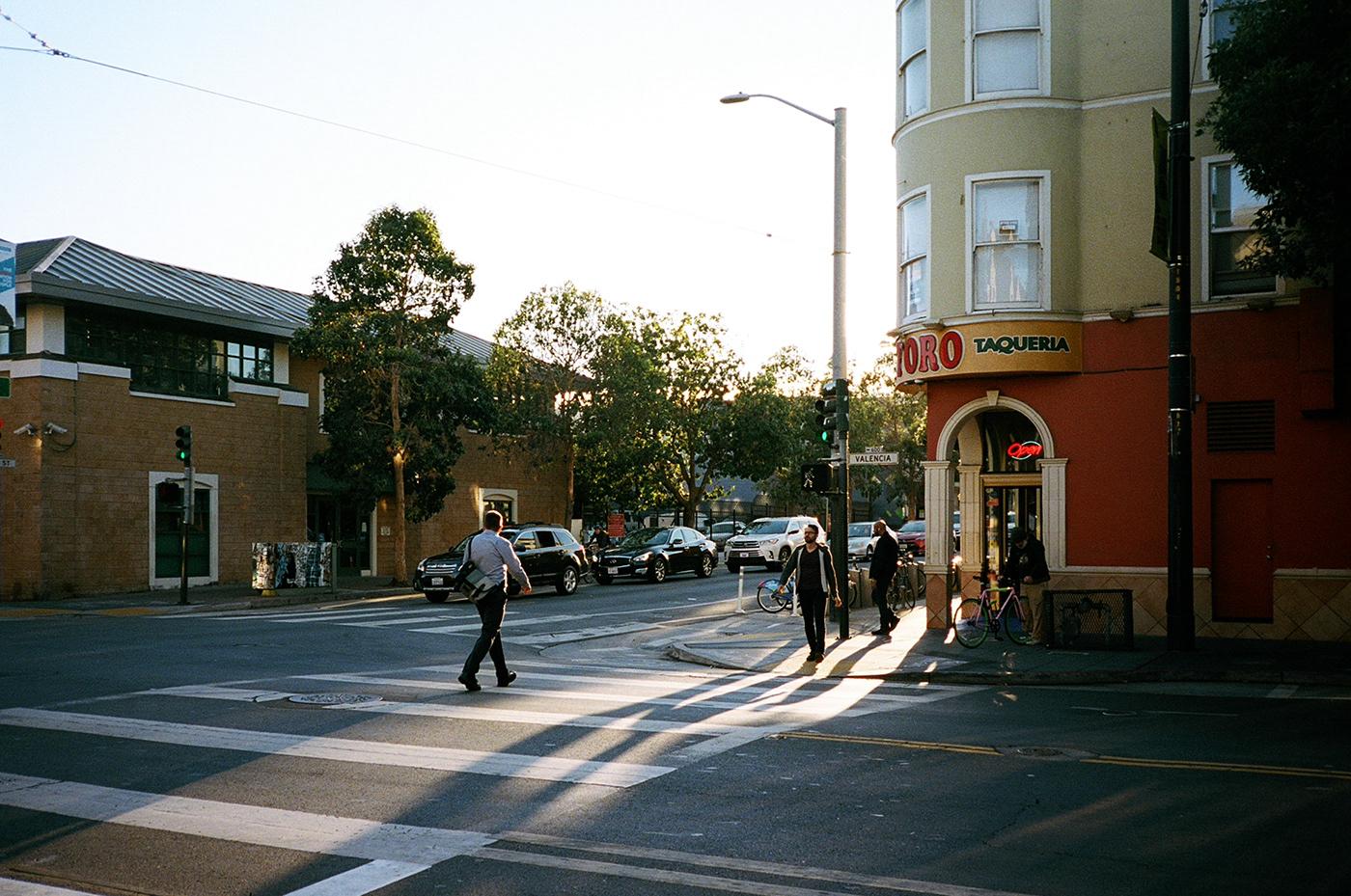 35mm California Documentary  film photography mood san francisco Street Travel west coast