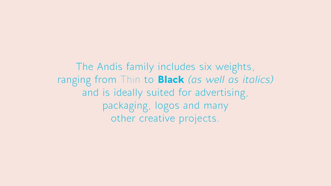 font Typeface free design type