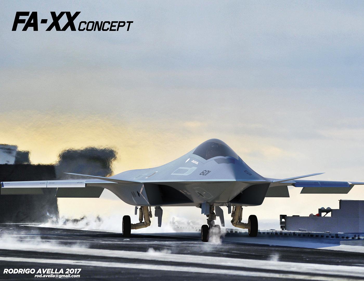 6th air aircraft future FX jet stealth