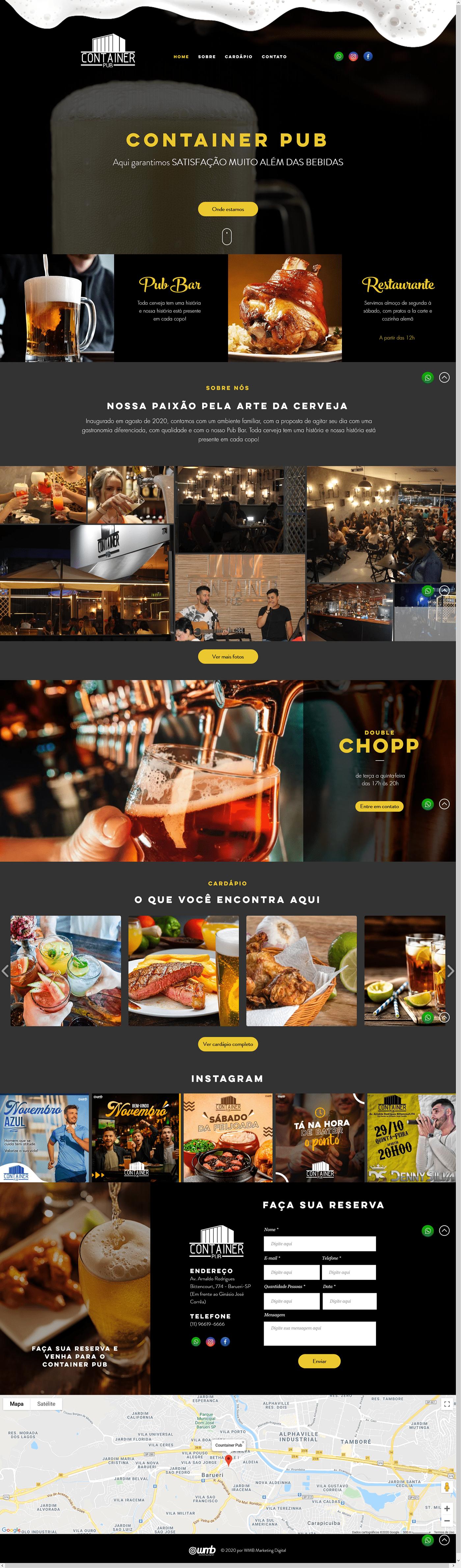 bar Cerveja choparia restaurantes