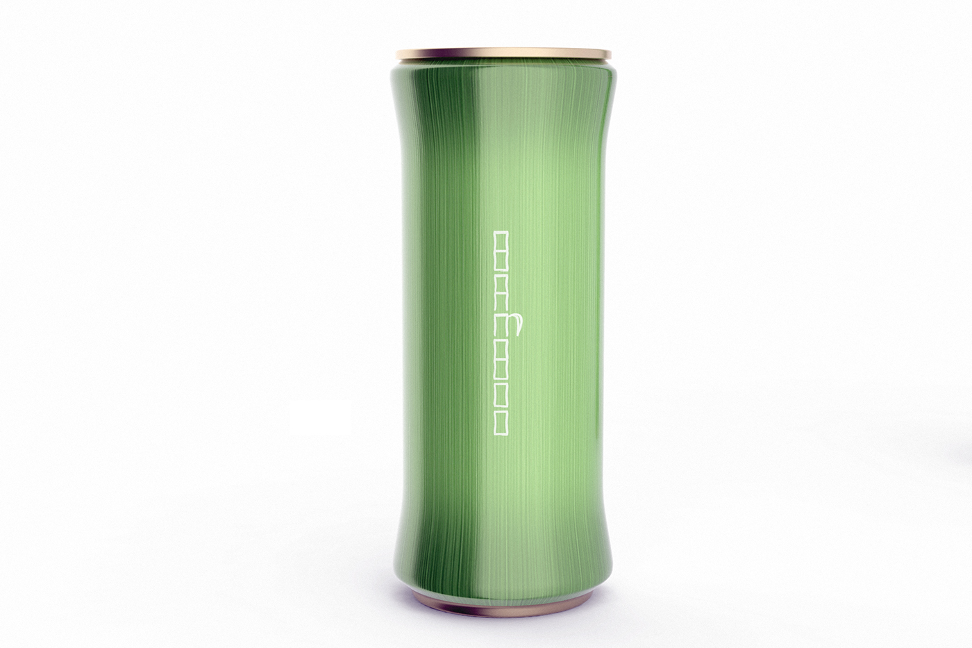 bamboo can Packaging juice beverage natural