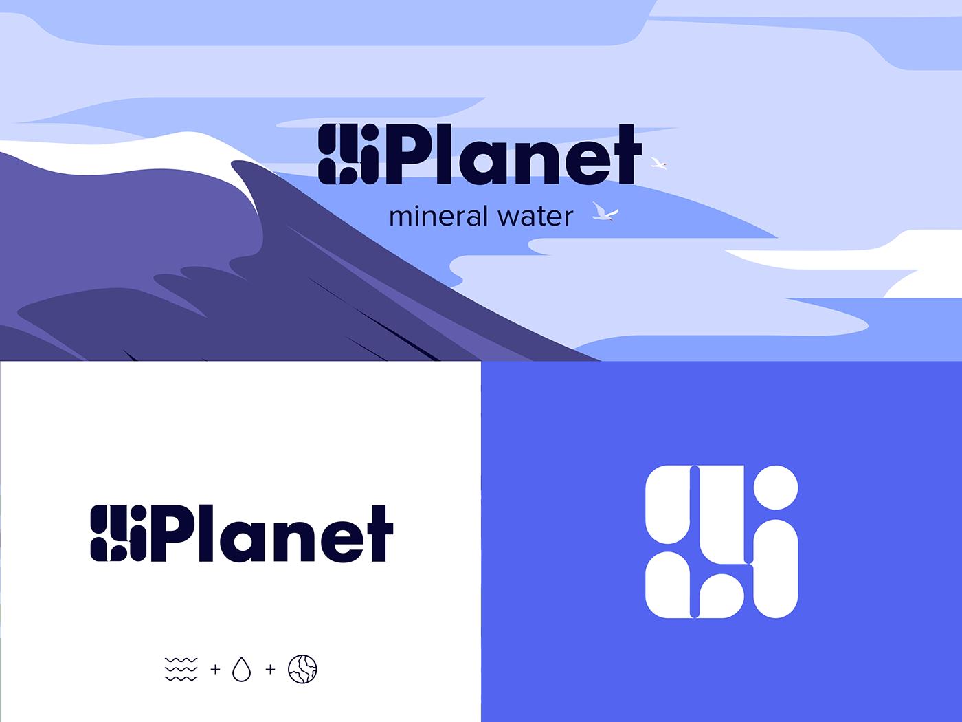 3D animation  branding  colors identity illustrations Landscape logo motion design Promotion