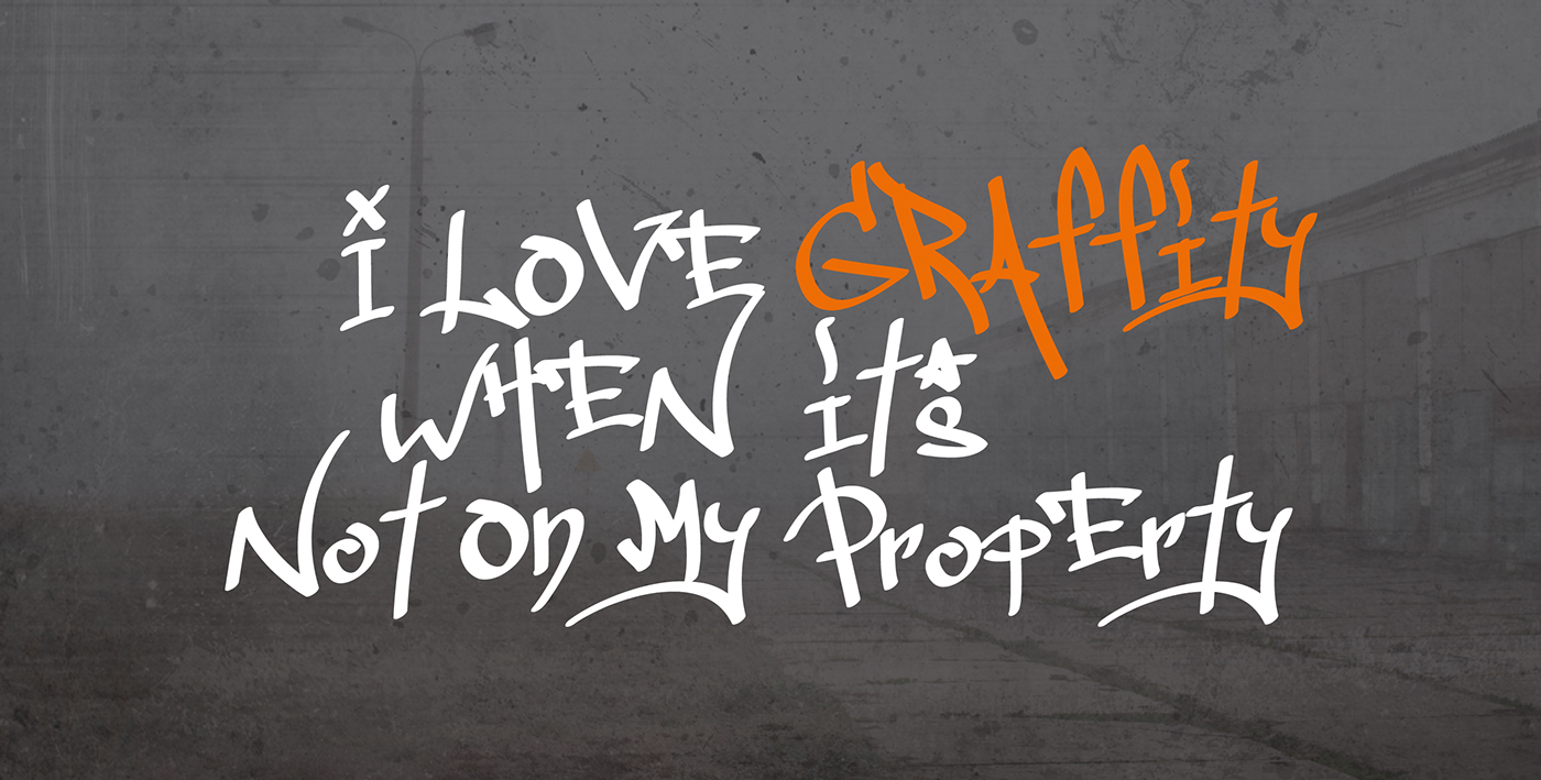 Free font type Graffiti tags Cyrillic font Marker Urban download Handstyle Street Art