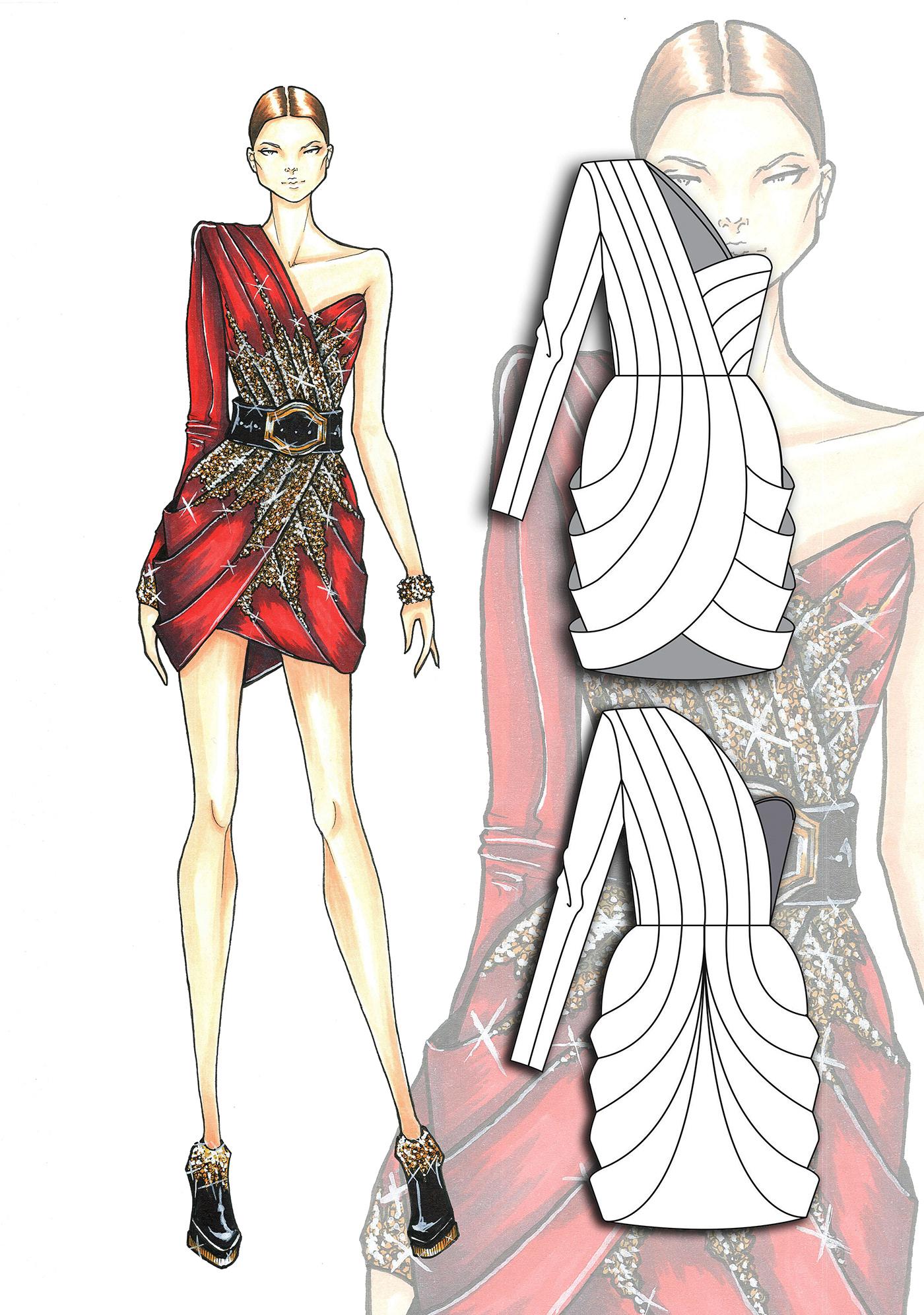 優質的35套衣服設計圖欣賞