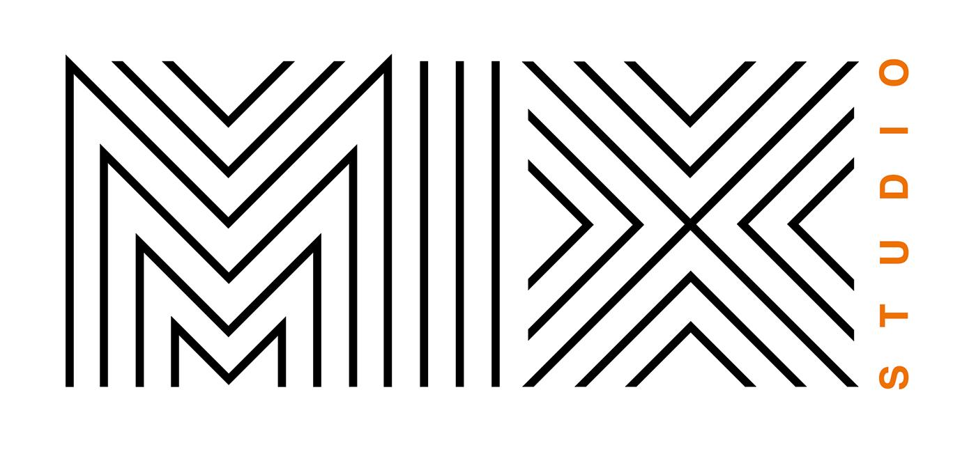 Graphic Design and Brand Identity for MIX Studio