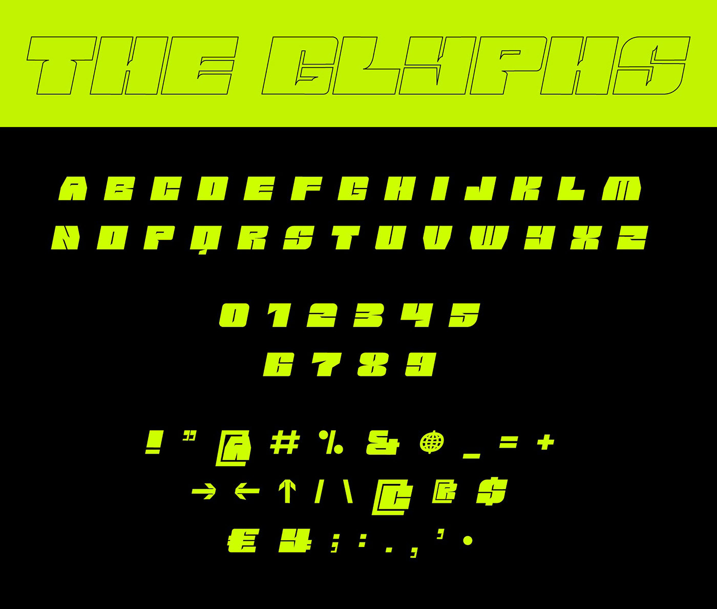 cool custom font design font kool lettering type Typeface Work