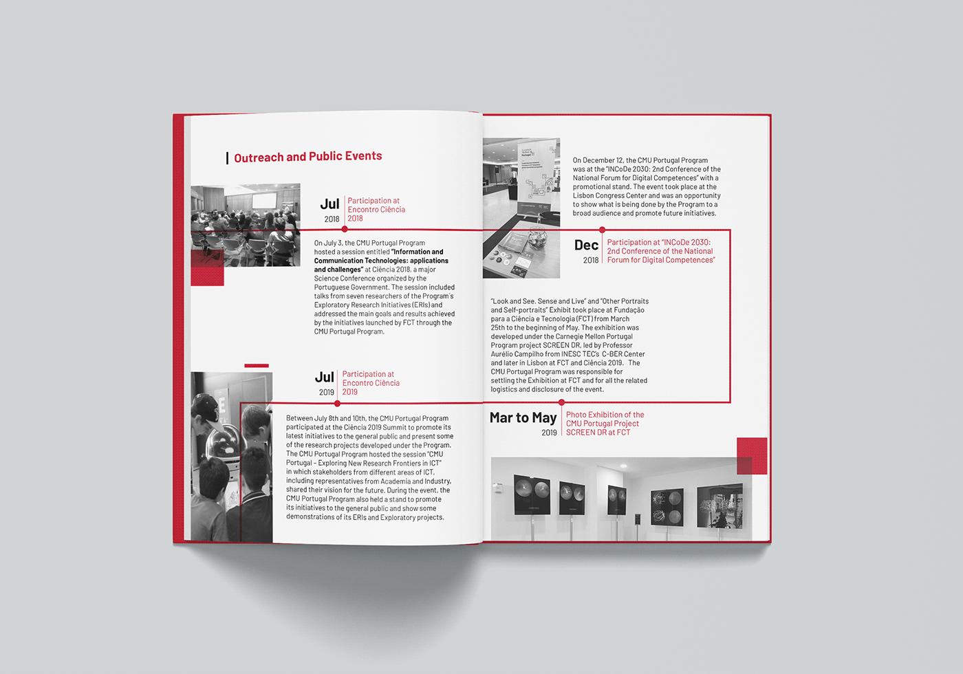 annual report,editoral,graphic design ,infographics,pagination,University