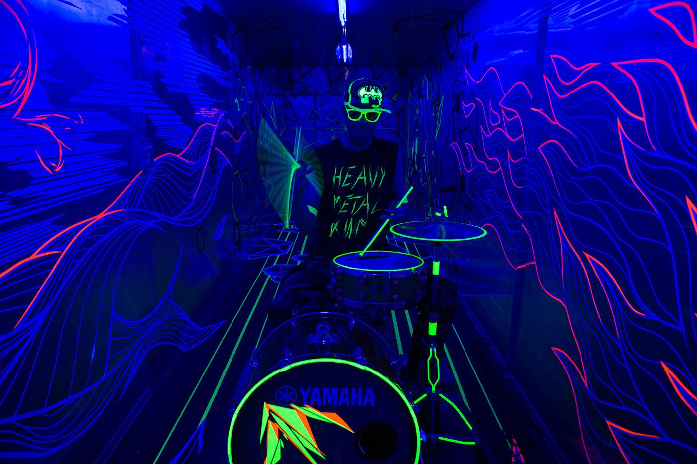 klebebande Tapeart art kunst klebekunst ohrbooten artwork Urbanart streetart