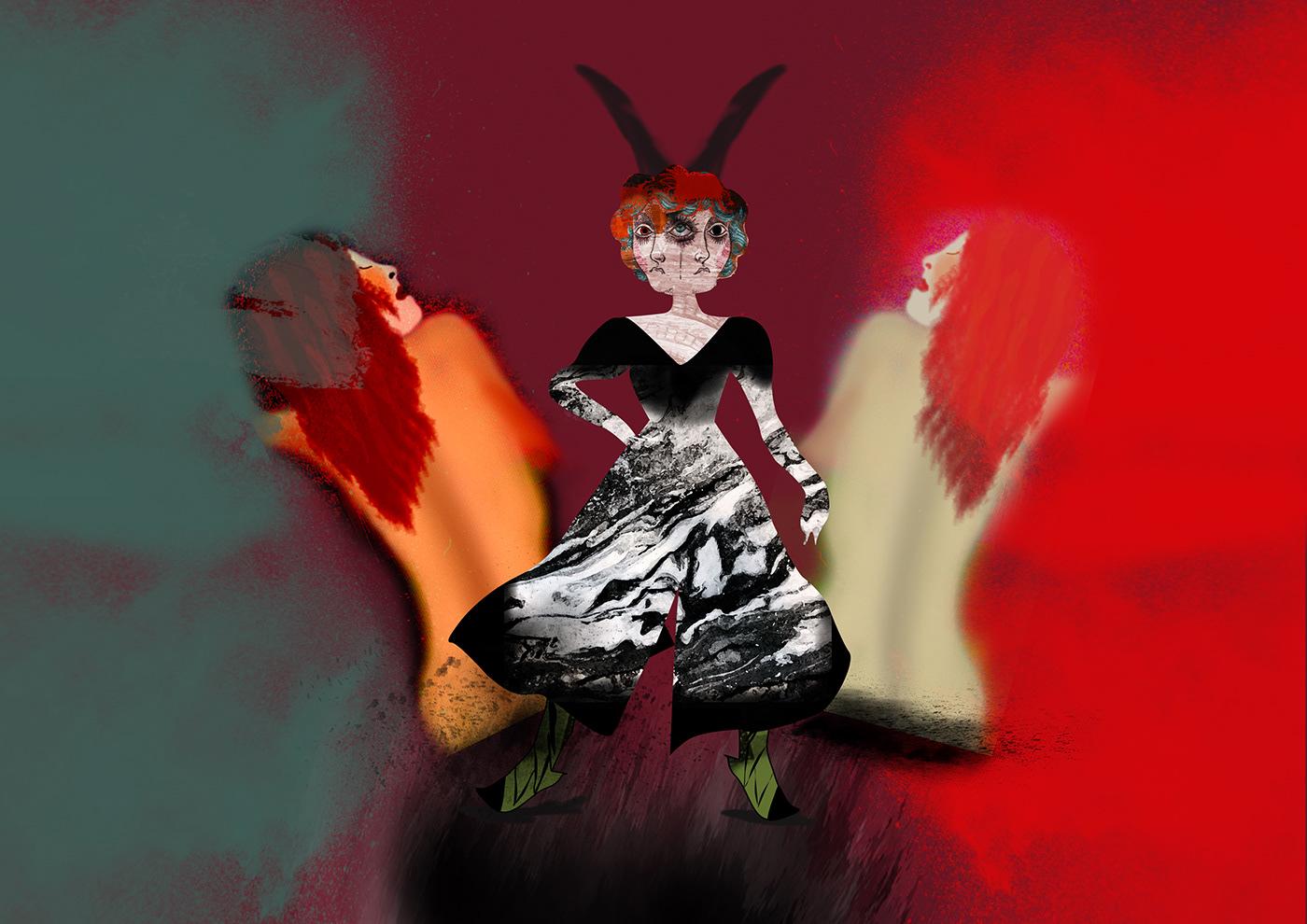 Image may contain: cartoon, indoor and drawing