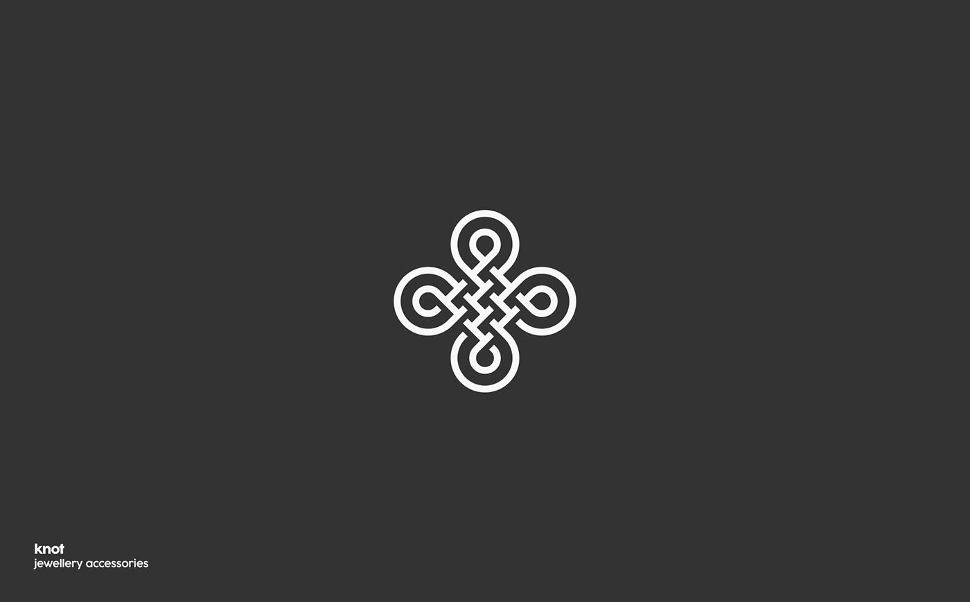 logo minimal modern animal symbol branding  mark negative space type identity
