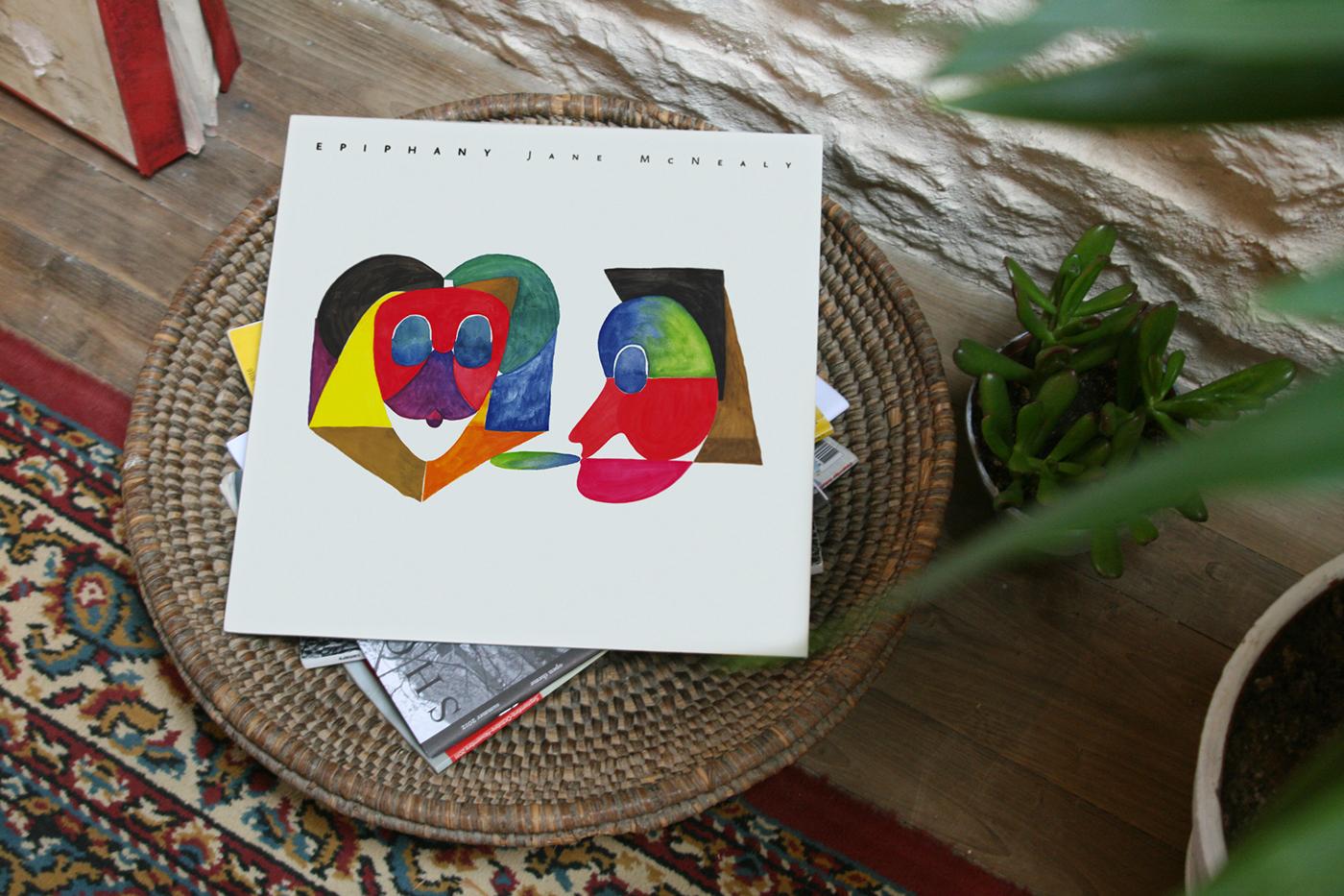 watercolor aquarelle graphisme design cover albumcovers music vinyl cd