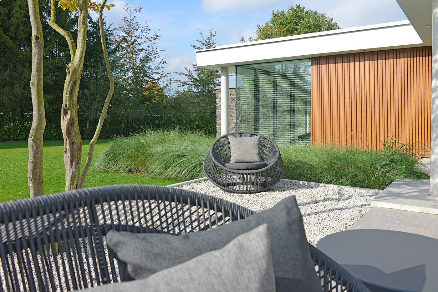 gardenfurniture furniture design  product design  industrial design  outdoor furniture Design furniture WOVEN STRUCTURES