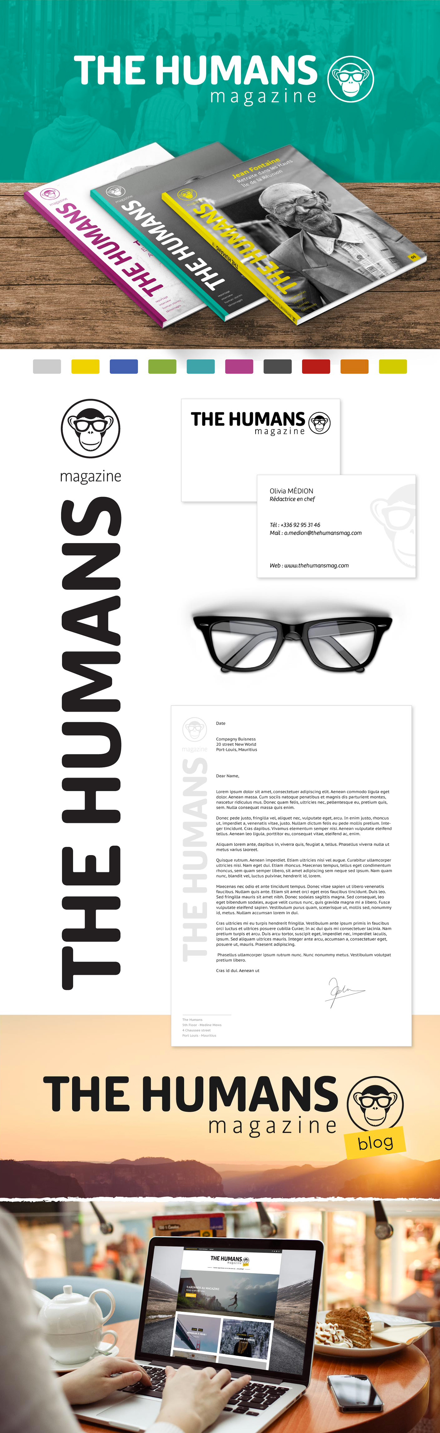 Humans Online