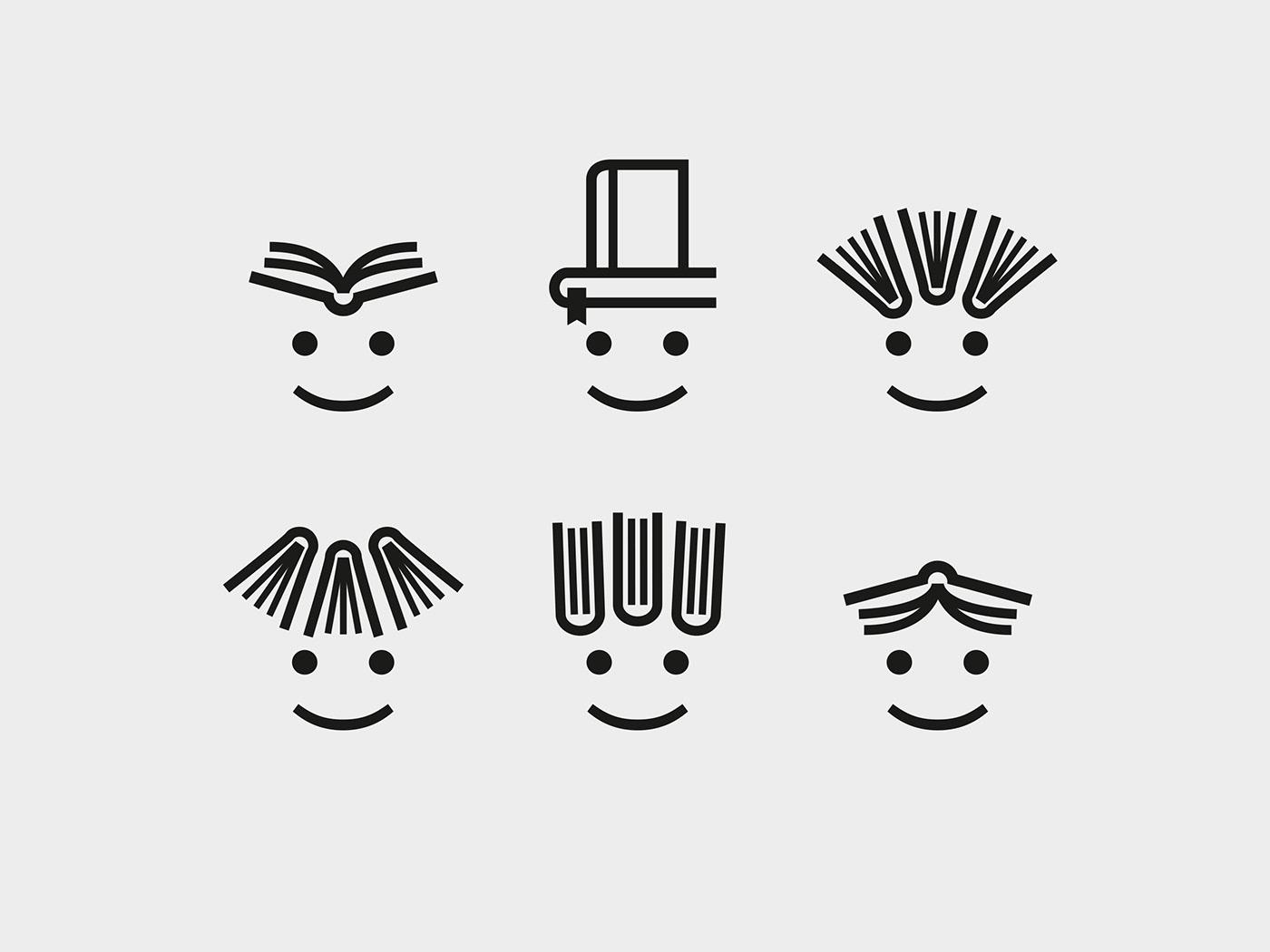 biblioteca graphic identidad marca
