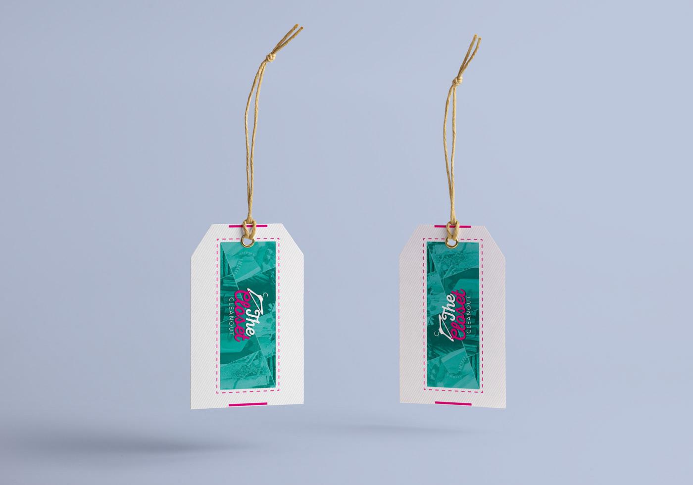 有獨特感的32套吊牌設計欣賞