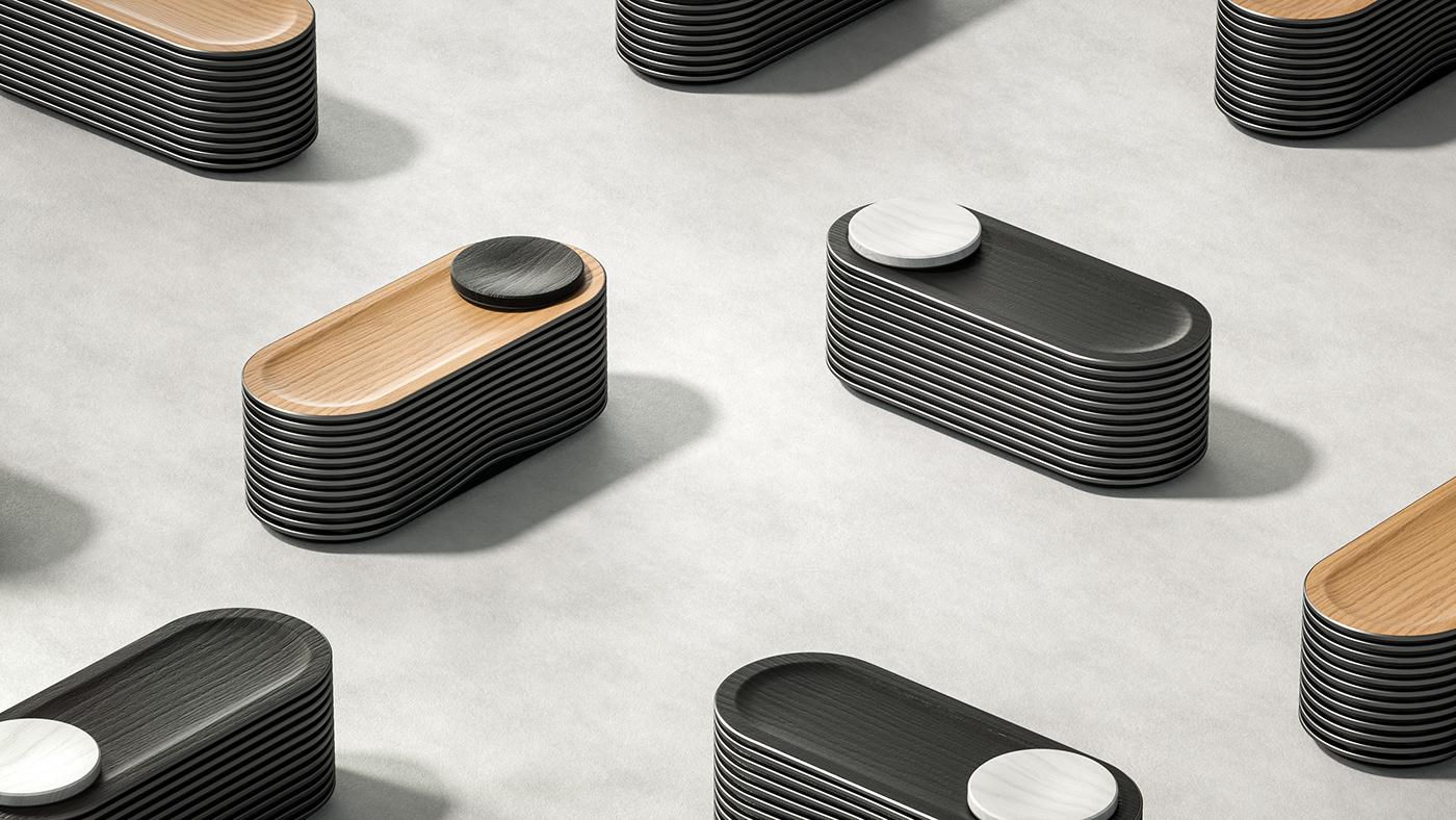 Dieter Rams electric furniture home metal minimal speaker wood