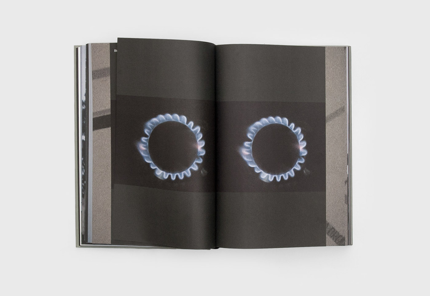 balka Miroslaw Balka gallery Exhibition  book design Album design Black Book