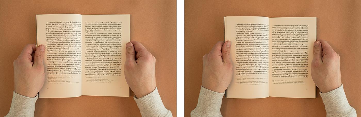 Classic book binding Georg johannesen