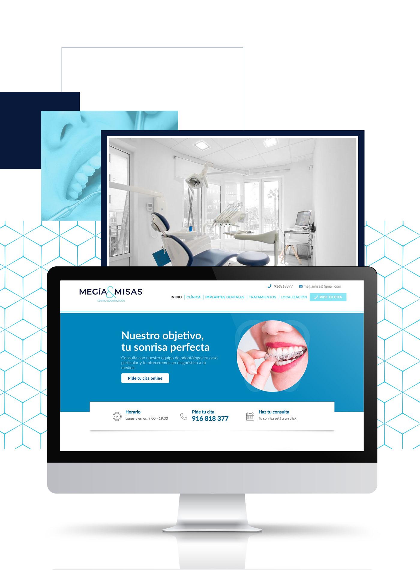 branding  cms Diseño web imagen de marca Logotipo