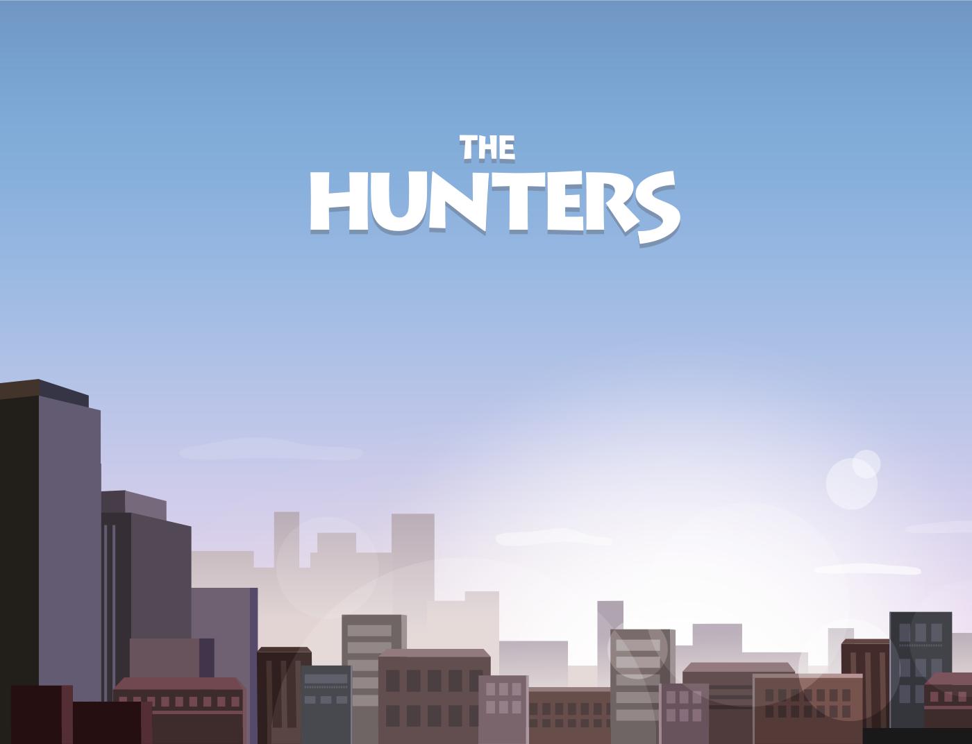 ux UI Hunters moc blockchain game rewards mosscoin gold